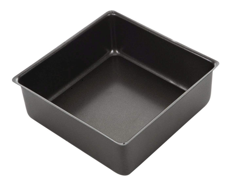 Masterpro Non Stick Loose Base Square Deep Cake Pan