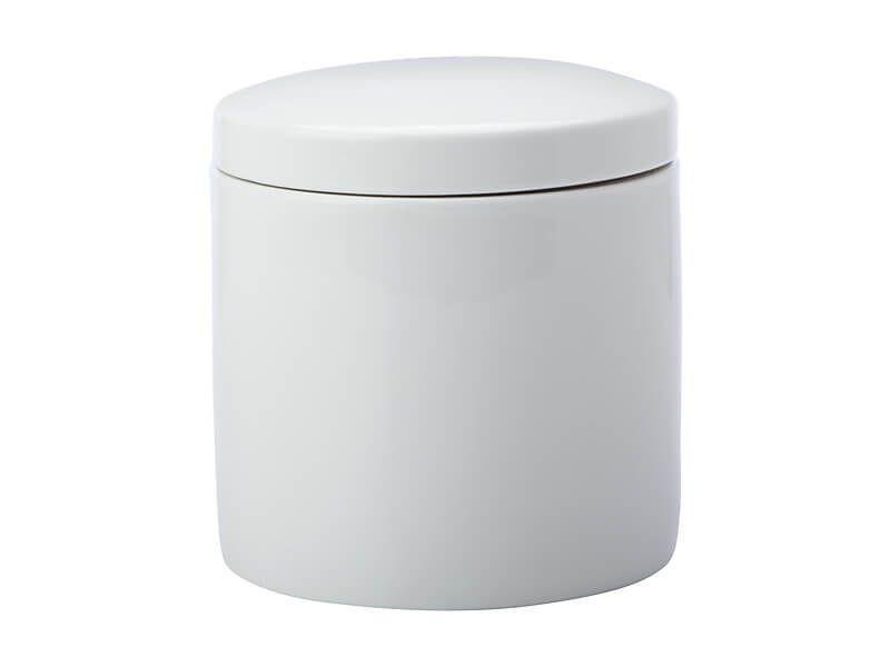 Maxwell Williams Epicurious Canister 1L White