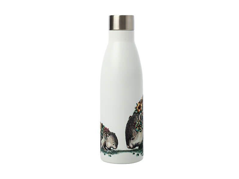 Maxwell Williams Marini Ferlazzo Australian Families Double Wall Insulated Bottle 500ml Wombat & Joey