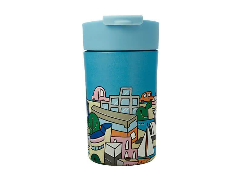 Maxwell Williams Megan McKean Cities Double Wall Insulated Cup 350ml Sydney