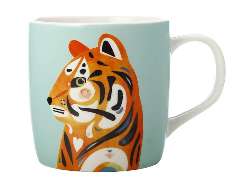 Maxwell Williams Pete Cromer Wildlife Mug 375ml Tiger