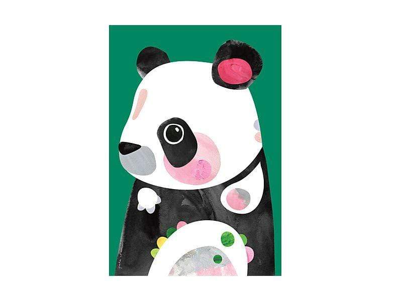 Maxwell Williams Pete Cromer Wildlife Tea Towel 50x70cm Panda