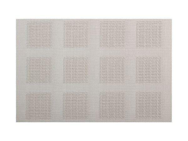 Maxwell Williams Placemat 45x30cm Taupe Squares