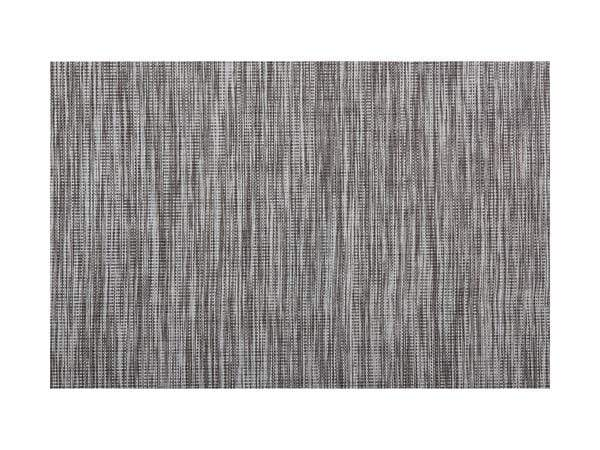 Maxwell Williams Placemat Lurex 45x30cm Grey Stripe