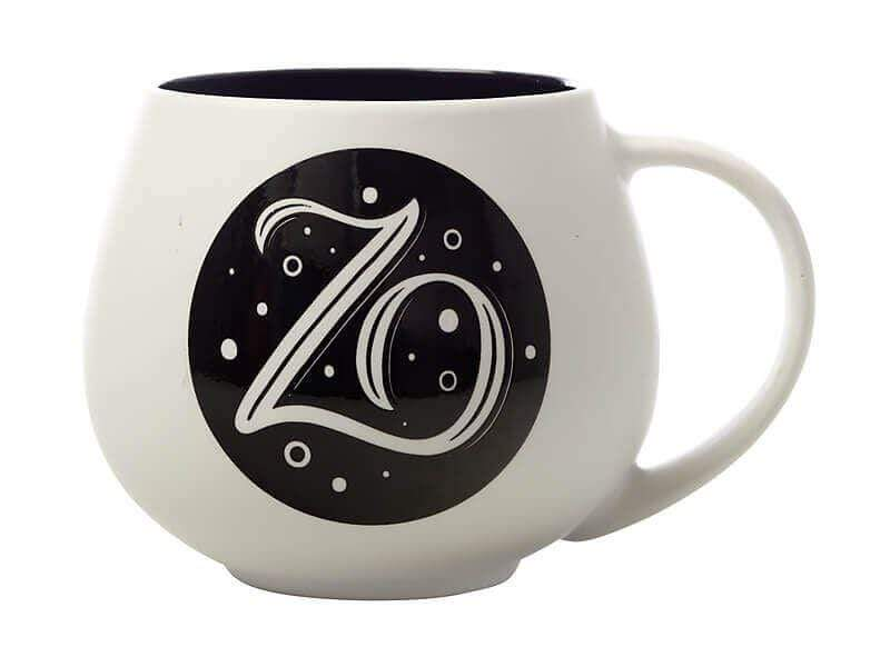 "Maxwell Williams The Letterettes Snug Mug 450ml ""Z"""