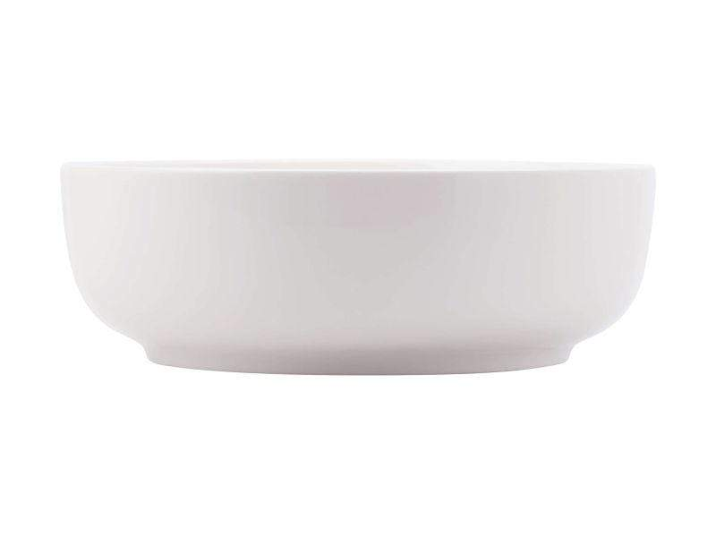 Maxwell Williams White Basics Contemporary Serving Bowl 20x6.5cm