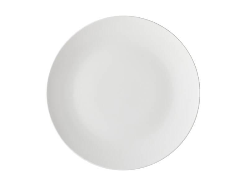Maxwell Williams White Basics Coupe Dinner Plate 27.5cm