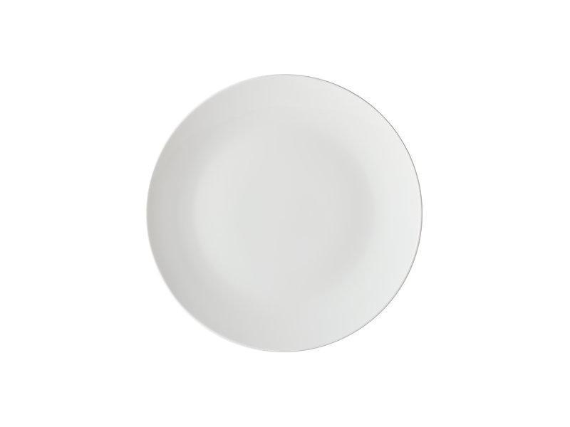Maxwell Williams White Basics Coupe Entree Plate 23cm