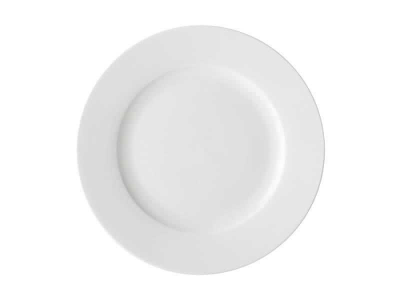 Maxwell Williams White Basics Rim Dinner Plate 27.5cm