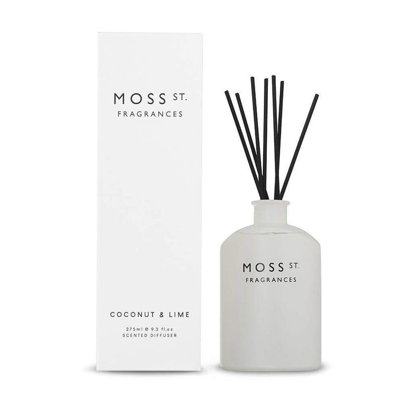 Moss St. Coconut & Lime Diffuser