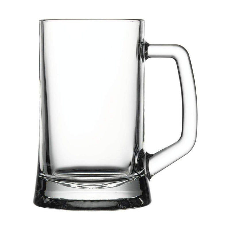 Pasabahce Pub Beer Stein 395ml Set of 2