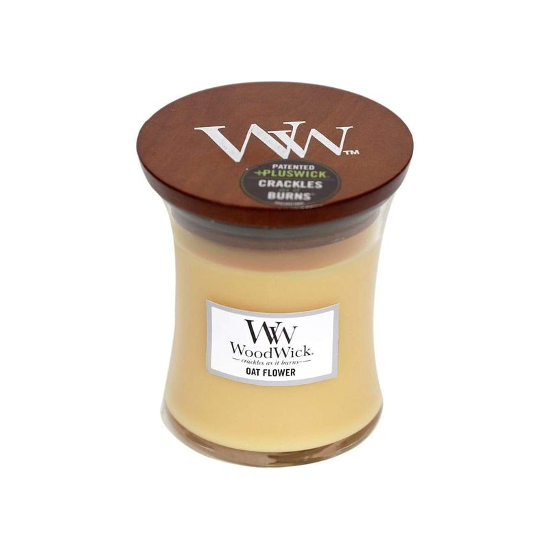 WoodWick Medium Oat Flower Soy Candle
