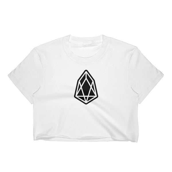 EOS #4 Influencer Black Label Women's Crop Top