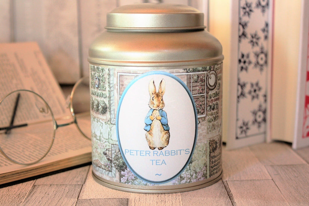 Peter Rabbit Carrot Cake Tea