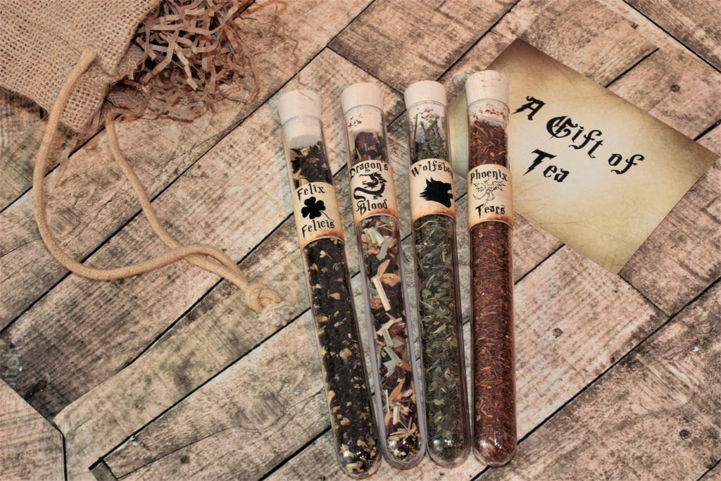 Harry Potter Inspired Tea Potions Giveaway