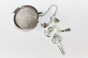 Literary Sherlock inspired Tea Ball