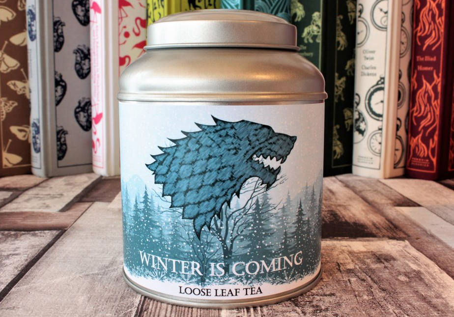 Winter is coming tea - Inspired by Game of Thrones
