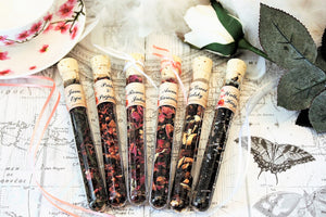 Literary Inspired Test Tubes - Ideal Wedding Favours