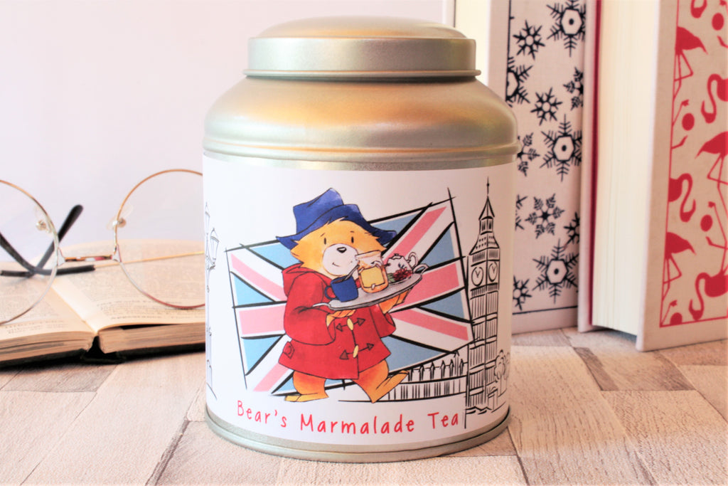 Bear's Marmalade Tea!