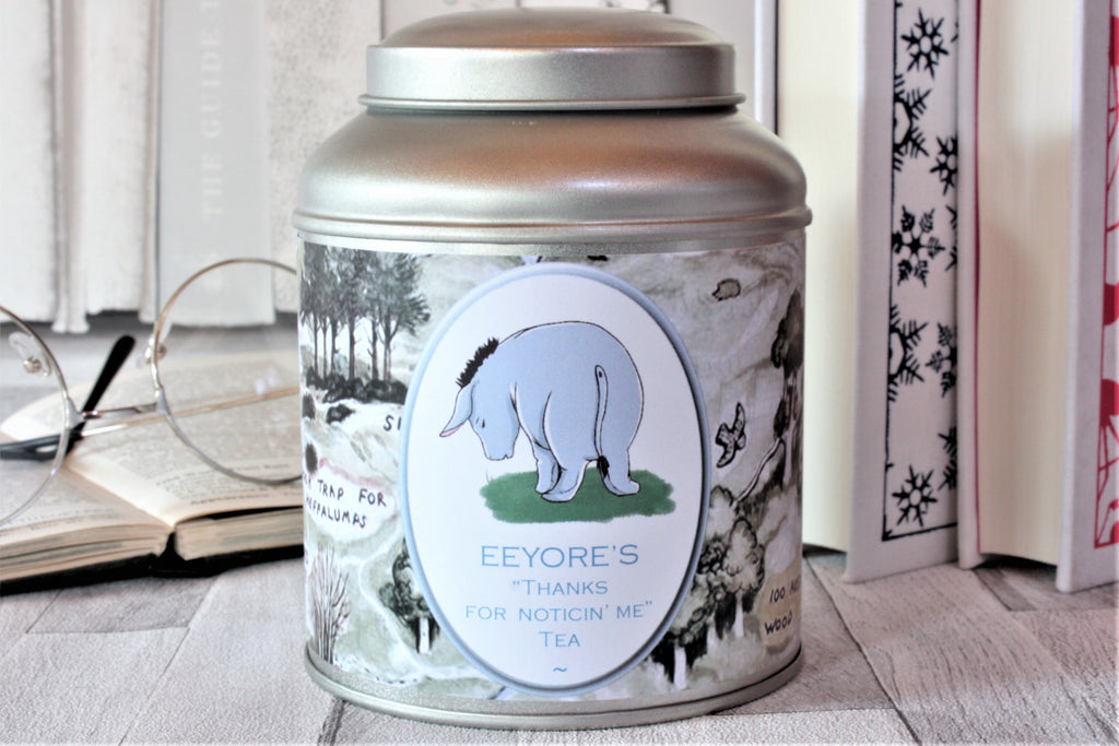"Eeyore's ""Thanks For Noticin' Me"" Tea"