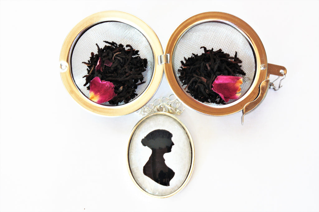 Jane Austen's Tea Infuser
