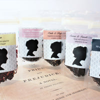 Jane Austen Tea Collection - Individual Blends