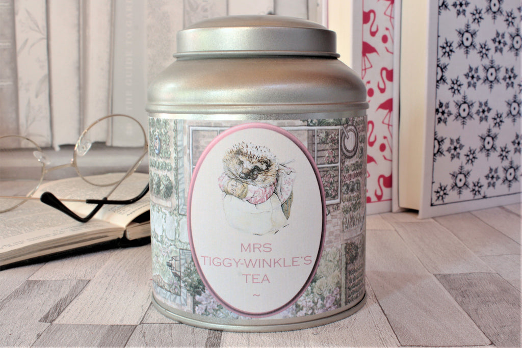 Mrs Tiggy Winkle's Blackcurrant Tea