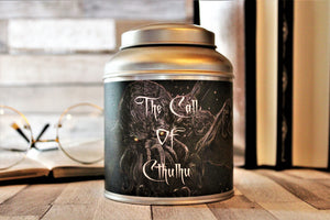 The Call of Cthulhu Tea Caddy Gift