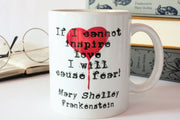 Mary Shelley - Frankenstein Mug