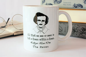 Edgar Allan Poe - The Raven Mug