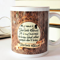Sherlock Tea Gift Box