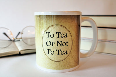 To Tea or Not to Tea Mug