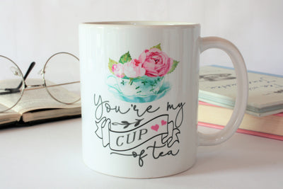 'You're My Cup Of Tea' Mug
