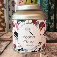 Agatha Christie Inspired Tea Infuser
