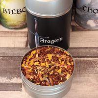 Aragorn lord of the rings tea