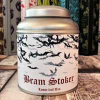 bram stoker tea caddy