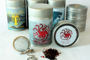 Fire & Blood - House Targaryen Loose Leaf Tea