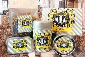 Hufflepuff Inspired Loose Leaf Tea
