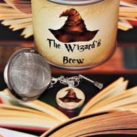 Harry Potter Inspired Wizard Hat Tea Infuser