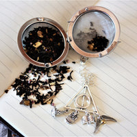 Harry Potter inspired tea ball