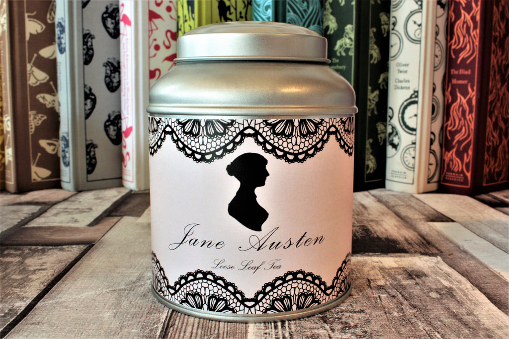 The Jane Austen Tea Caddy Gift