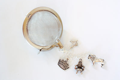 Narnia Inspired Tea Infuser