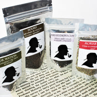 Sherlock Tea Collection - Individual Blends