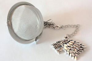 Game of Thrones Inspired Tea Infuser With Removable Charm