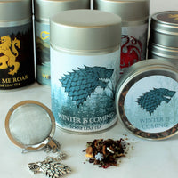 Winter Is Coming - House Stark Loose Leaf Tea