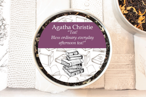 agatha christie tea
