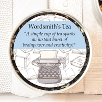 Writer's Teas - Tea Gift - A Perfect Literary Gift