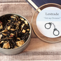 Lestrade's Tea Gift Tin