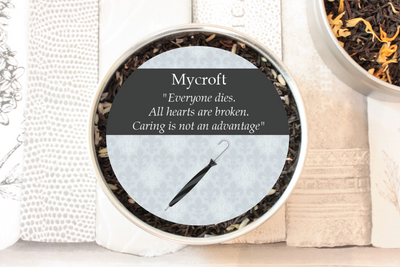 Mycroft's Tea Gift Tin