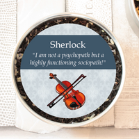 Sherlock's Tea Gift Tin